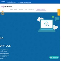 Google AdWords Remarketing Services Agency in London, UK