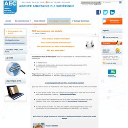AEC accompagne vos projets