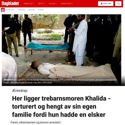 Æresdrap: - Dagbladet
