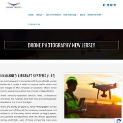 Aerial Photography In New Jersey