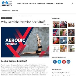 Aerobic Exercise Definition [Types with Detail]
