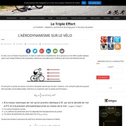 Le Triple Effort : Triathlon & Autres