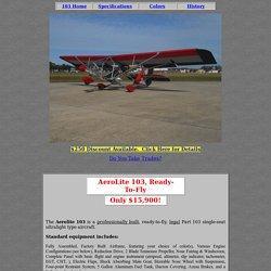 Aerolite 103 prices