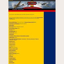 Aeromodelisme: Plans aeromodelisme