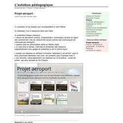 Projet aéroport - L'autobus pédagogique