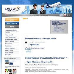 Agent d'escale et métiers de l'aéroport : Formation Initiale