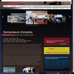 Emploi, état des lieux en zone aéroportuaire - Entrevoisins.org