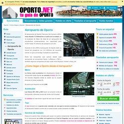 Aeropuerto de Oporto - Aeropuerto Francisco Sa Carneiro