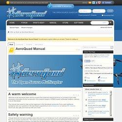 AeroQuad Manual