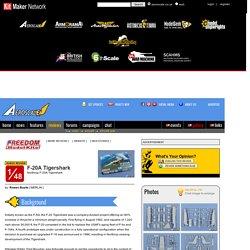 Freedom Model Kits 1:48 F-20A Tigershark Review