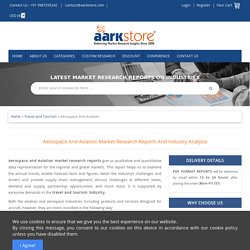 Market Research Analysis and Reports