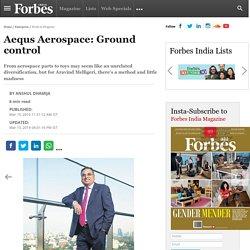 Aequs Aerospace: Ground Control