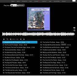 Aesop's Fables, Volume 1 (Fables 1-25) : Aesop