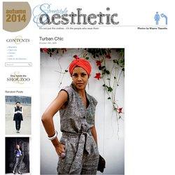 Street Style Aesthetic – Wayne Tippetts » Blog Archive » Turban Chic