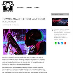Toward an Aesthetic of Wimphood