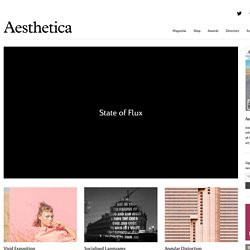 Aesthetica Magazine - The Art & Culture Publication