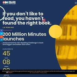 AfA - 200 million minutes - 200 Million Minutes