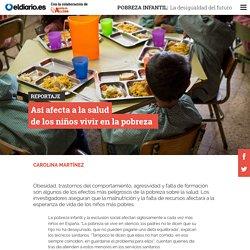 Así afecta a la salud de los niños vivir en la pobreza