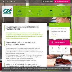 Cré@nces Services : affacturage pour les professionnels - Crédit Agricole