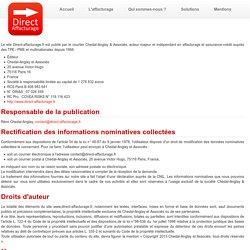 Affacturage, Solutions d'affacturage avec Direct-affacturage.fr