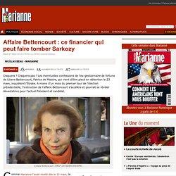 Affaire Bettencourt : ce financier qui peut faire tomber Sarkozy