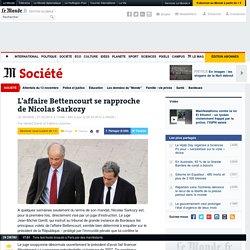 Affaire Bettencourt: le juge Gentil vise le chef de l'Etat