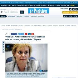 Affaire Bettencourt : une juge accuse Sarkozy d'avoir reçu de l'argent