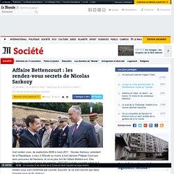 Affaire Bettencourt : les rendez-vous secrets de Nicolas Sarkozy