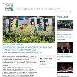 « L'affaire du burkini au miroir de l'histoire de France » par Rita Hermon-Belot