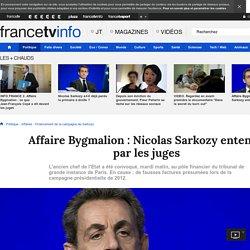 Affaire Bygmalion : Nicolas Sarkozy entendu par les juges