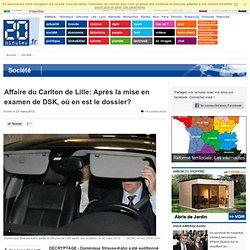 Affaire du Carlton de Lille: où en est le dossier?