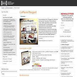 L'affaire Peugeot - Clap36 - Collectif pour le cinéma indépendant