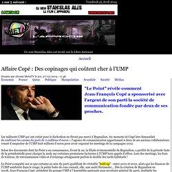 Affaire Copé : Des copinages qui coûtent cher à l'UMP