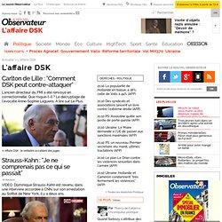 L'actualité L'affaire DSK - Actualités et journal d'information en ligne