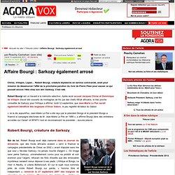 Affaire Bourgi : Sarkozy également arrosé