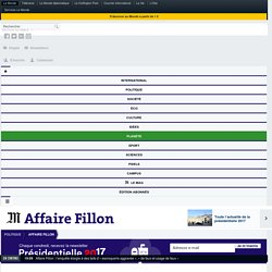 Affaire Fillon : l'enquête élargie à des faits d'«escroquerie aggravée», «de faux et usage de faux»