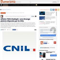 Affaire TMG (Hadopi) : une étrange plainte déposée par la CNIL