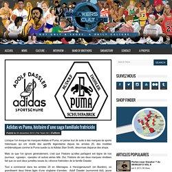 Adidas VS Puma, une affaire de famille
