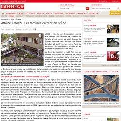 Affaire Karachi. Les familles entrent en scène - France