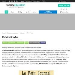 L'affaire Dreyfus - Francetv Éducation