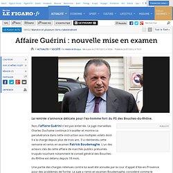 France : Affaire Guérini: nouvelle mise en examen