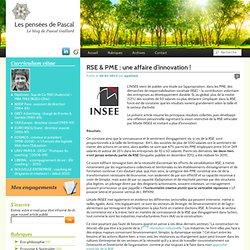 RSE & PME : une affaire d'innovation !