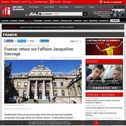 France: retour sur l'affaire Jacqueline Sauvage