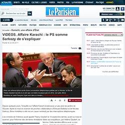 EN DIRECT. Karachi : le nom de Sarkozy cité dans une écoute téléphonique