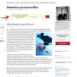 Affaire LinkedIn : sauve CNIL peut !