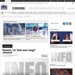 """Affaire Ranucci : Ranucci : le """"pull-over rouge"""" retrouvé"""