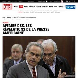 Révélations de la presse américaine - ParisMatch