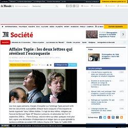 Affaire Tapie : les lettres qui révèlent l'escroquerie