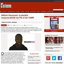 Affaire Soumaré: la double responsabilité du PS et de l'UMP
