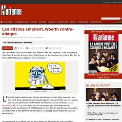 Les affaires empirent, Woerth contre-attaque#comments#comments